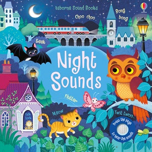 Night Sounds - Board Book