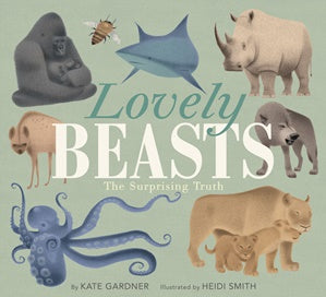 Lovely Beasts - Hardcover