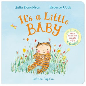 It's a Little Baby - Lift-the-flap - Board Book