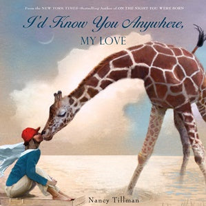 I'd Know You Anywhere, My Love - Board Book