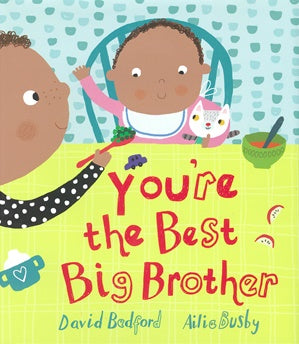 You're the Best Big Brother - Hardcover