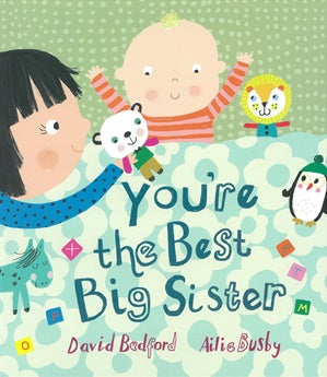 You're the Best Big Sister - Hardcover