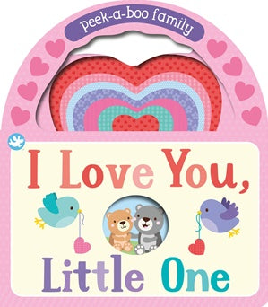 I Love You, Little One - Board Book