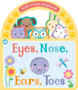 Eyes, Nose, Ears, Toes - Board Book