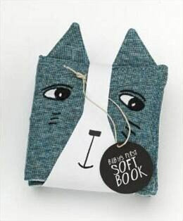Friendly Faces in the Garden (Cat) - Cloth Book