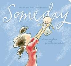 Someday - Board Book
