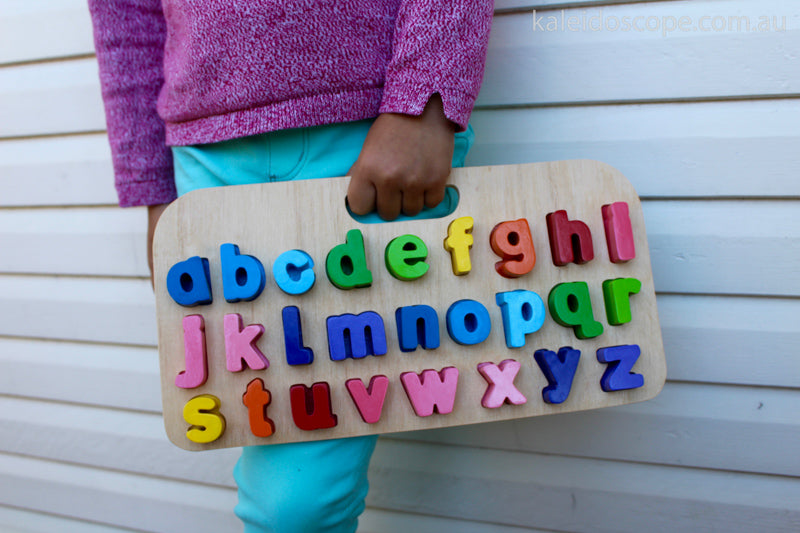 Carry Around abc (Lowercase) Puzzle