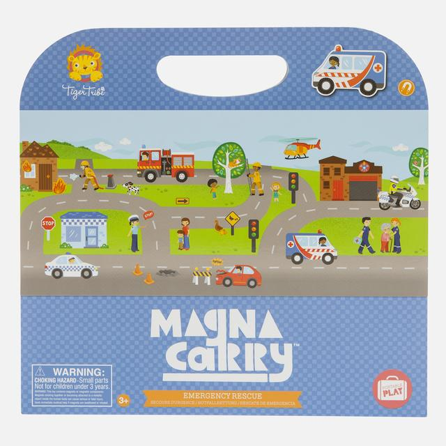 Magna Carry - Emergency Rescue