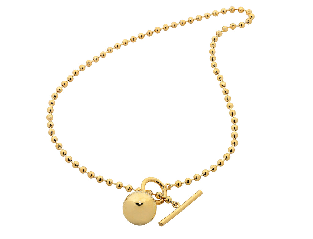 C Minor Necklace - Gold