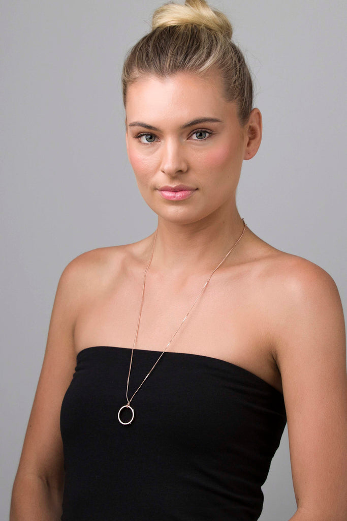 Adelaide Necklace - Gold