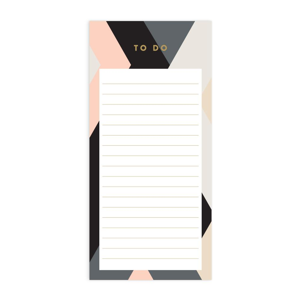 Totem DL Magnet Notepad - To Do