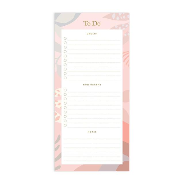 Arcadia DL Magnet Notepad - To Do