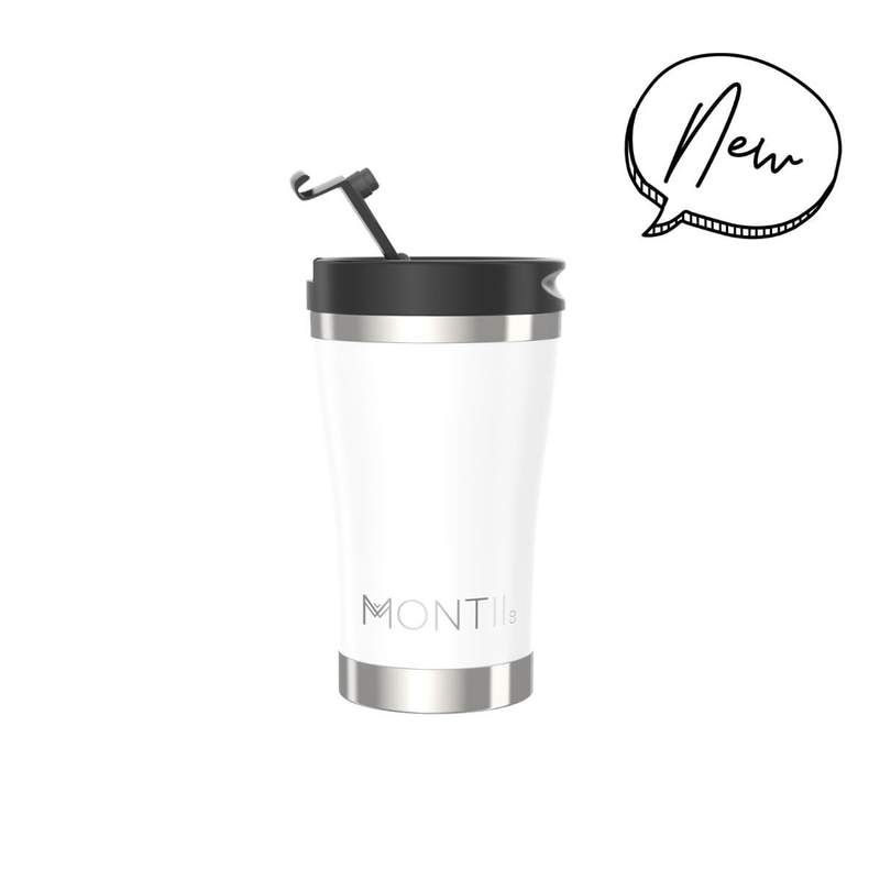 Regular Coffee Cup - White