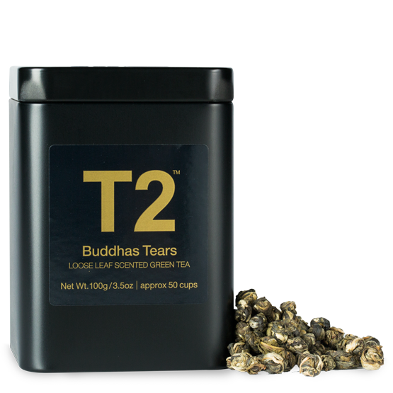 Buddhas Tears 100g Collections Tin - Loose Leaf