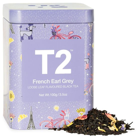 French Earl Grey 100g Feature Tin - Loose Leaf