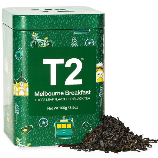 Melbourne Breakfast 100g Feature Tin - Loose Leaf