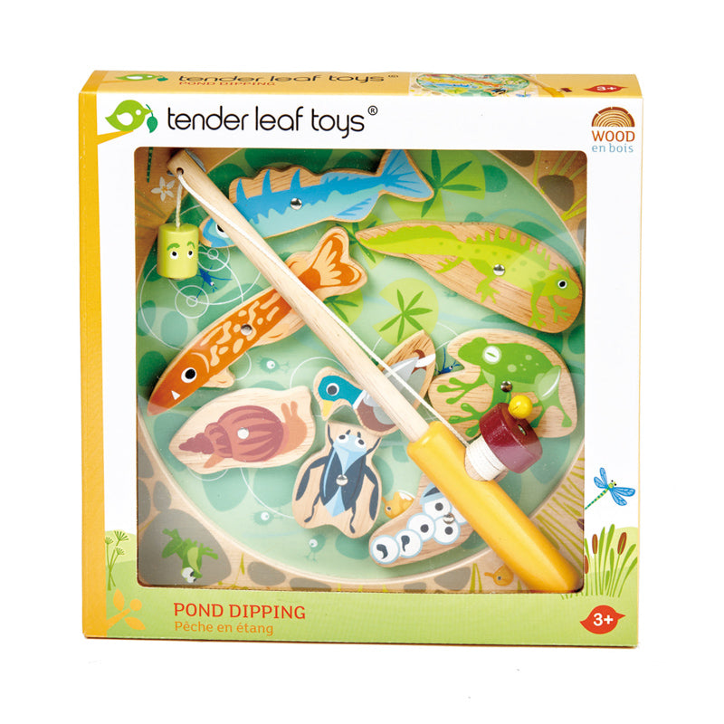 Pond Fishing Game
