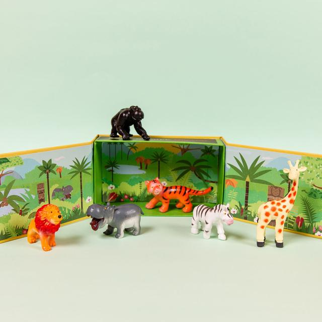Jungle Tribe - Portable Play