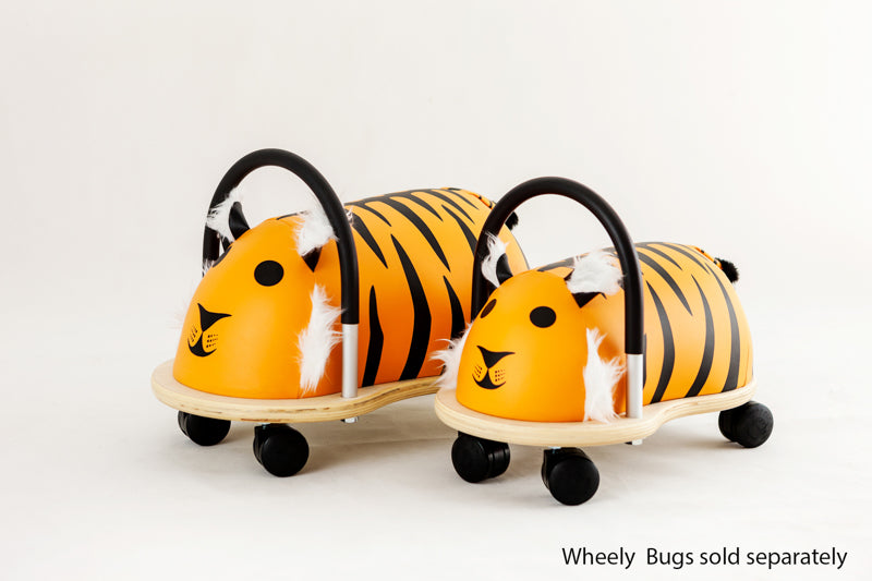 Wheely Bugs - Large Tiger