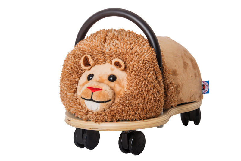 Wheely Bugs - Small Plush Lion