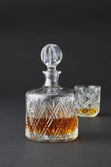 Deluxe Whisky Decanter