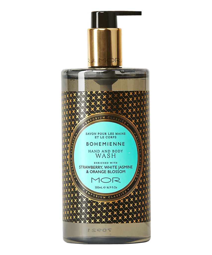 Bohemienne Hand & Body Wash