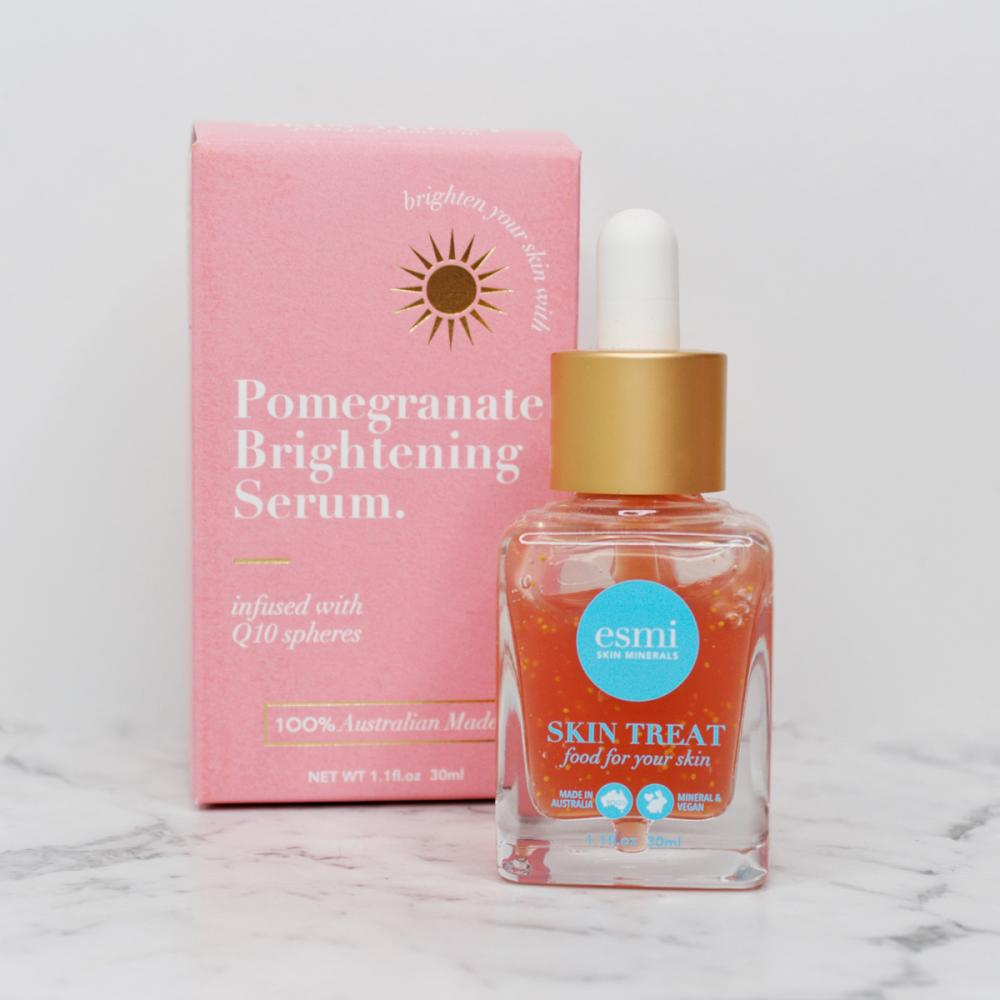 Pomegrante Brightening Serum