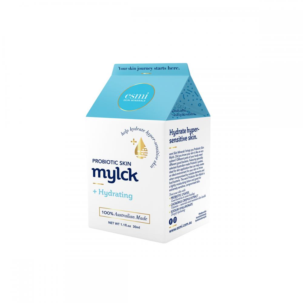 Probiotic Skin Mylck plus Hydration
