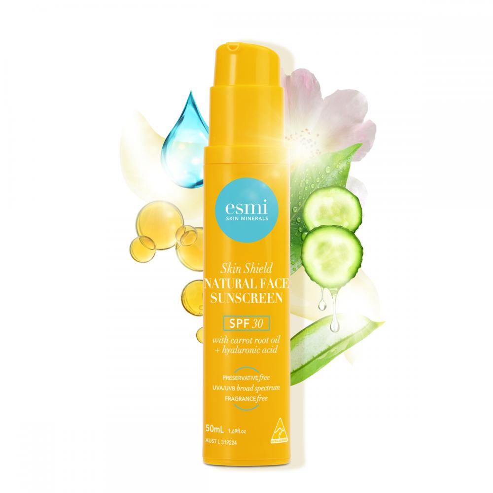 Skin Shield Natural Sunscreen SPF 30