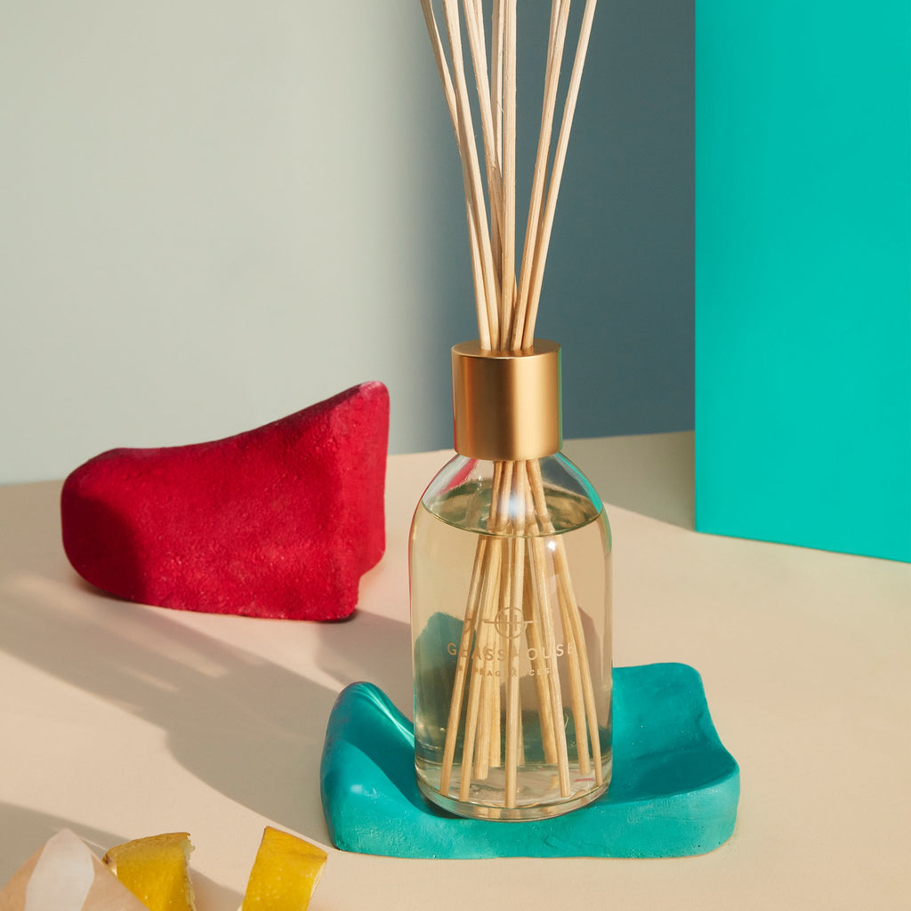 The Hamptons - Teak & Petitgrain Diffuser