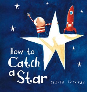 How to Catch a Star - Board Book