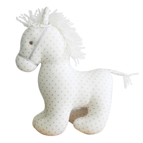 Pony Toy - Spot Grey