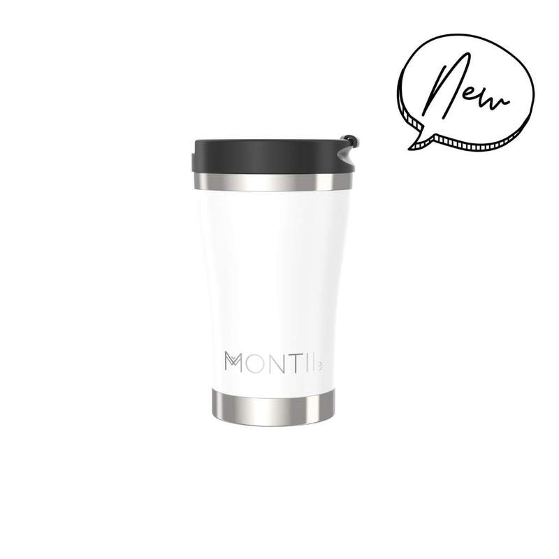 Regular Coffee Cup - White - PRE-ORDER