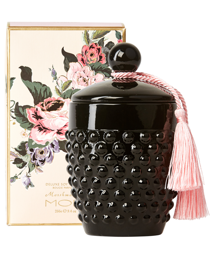 Marshmallow Deluxe Soy Hobnail Candle