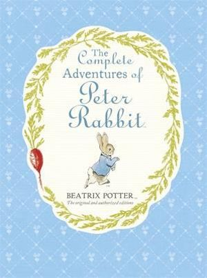 The Complete Adventures of Peter Rabbit - Hardcover