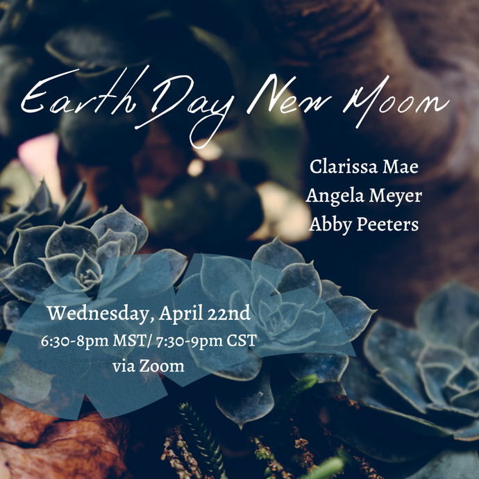 Earth Day Offerings!