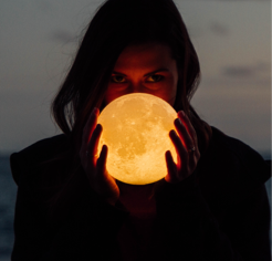 What is a full moon ceremony?