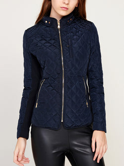 Zip Up Jacket, Lightweight  Padded Jacket