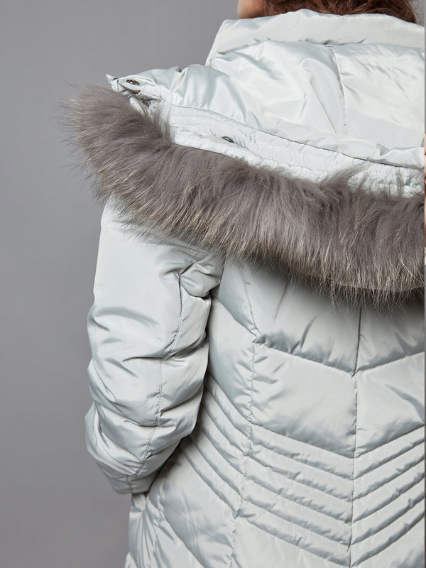 Waterproof Down Jacket Parka Coat