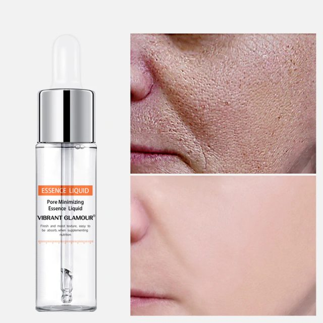 Pore minimizing essence liquid