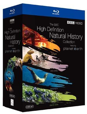 BBC High Definition Natural History Collection (Blu-ray)