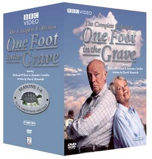One Foot in the Grave: The Complete Collection