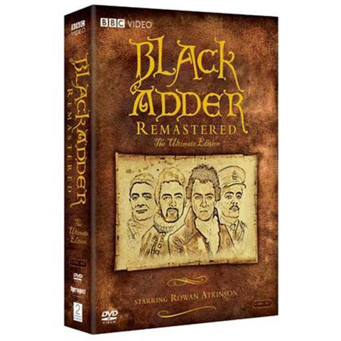 Black Adder Remastered: The Ultimate Edition