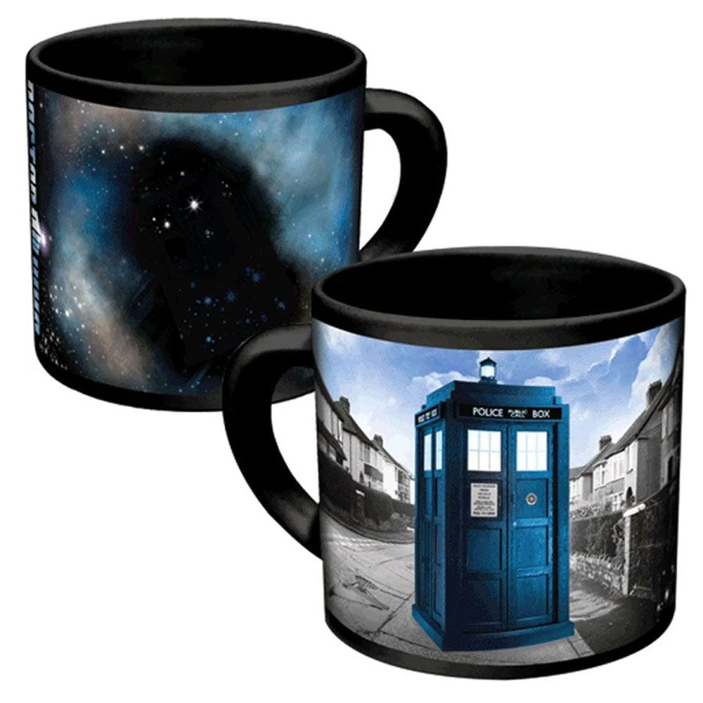 Doctor Who: Disappearing TARDIS Mug