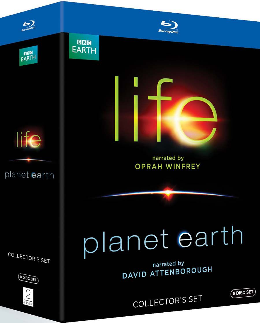 Life & Planet Earth Collector's Set (Blu-ray)