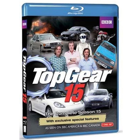 Top Gear 15 (Blu-ray)