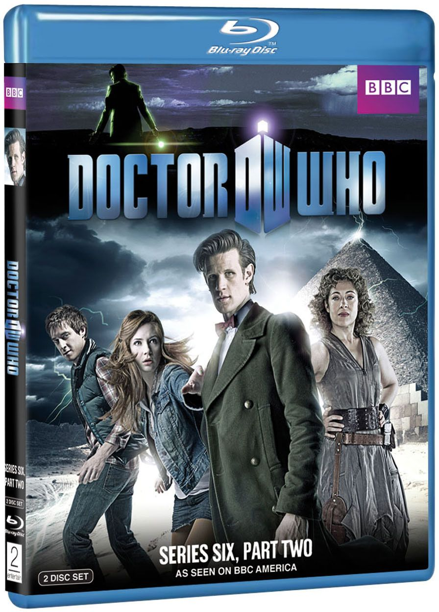 Doctor Who: Series 6, Part 2 (Blu-ray)