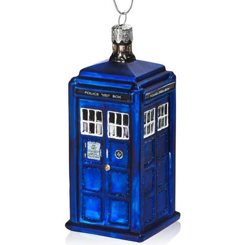 Doctor Who: TARDIS Ornament