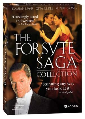 The Forsyte Saga (2002): The Complete Collection