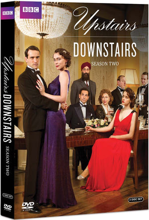 Upstairs Downstairs: Season Two